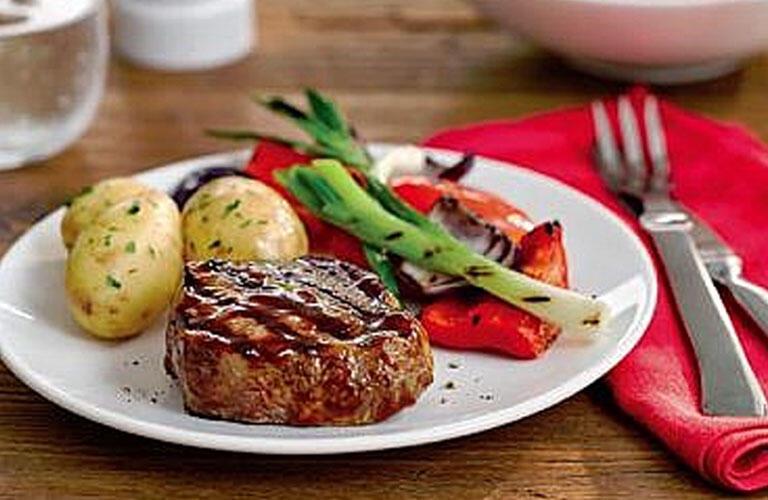 Western Grill Steak