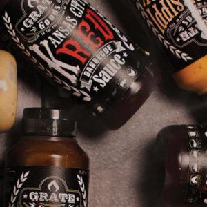 grate goods sauzen