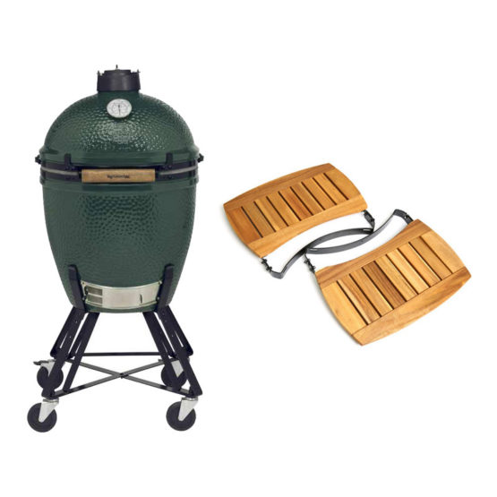 Big Green Egg Large Compleet