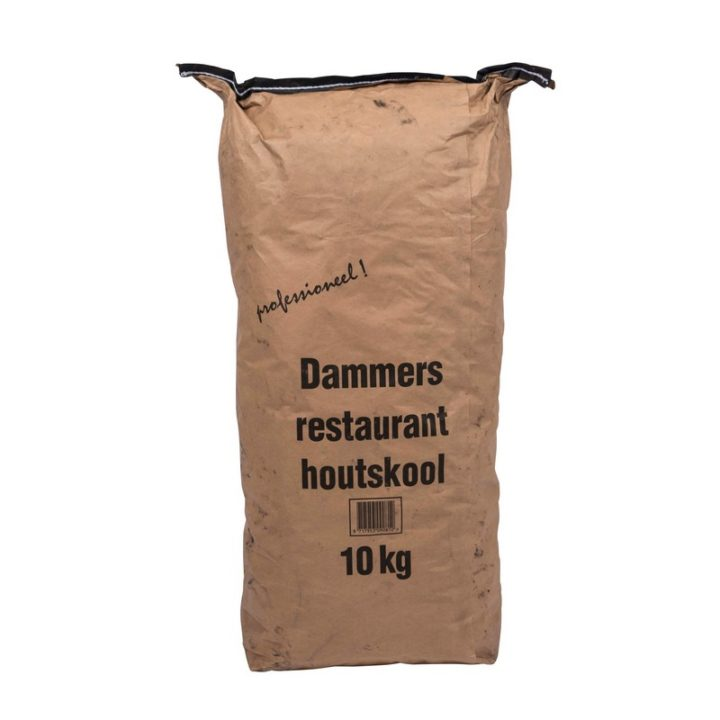 Dammers Restaurant Houtskool 10kg