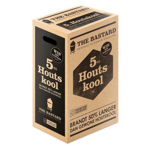 The Bastard Houtskool - 5KG