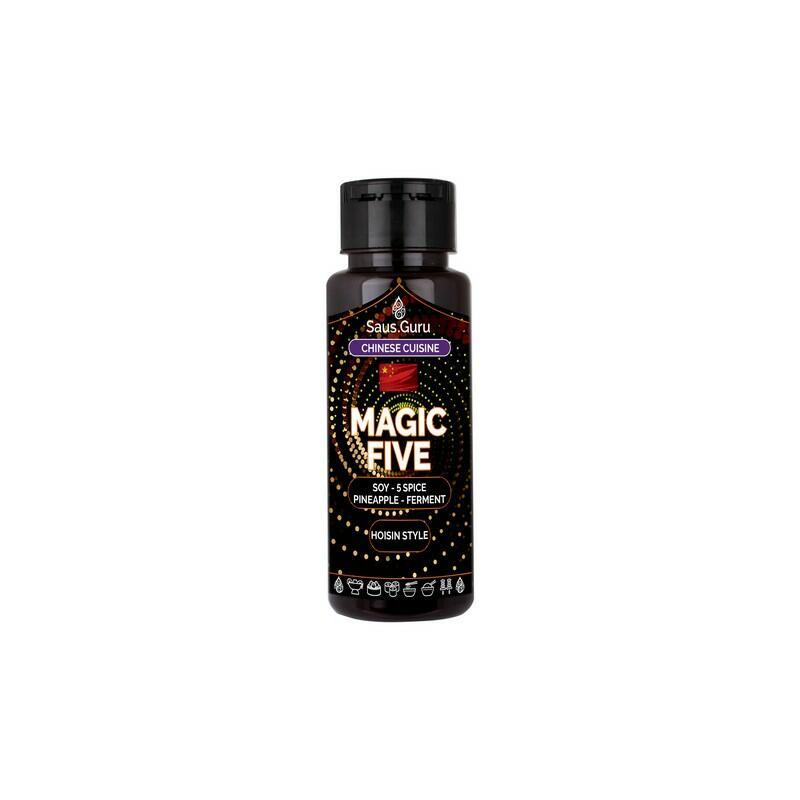 Saus.Guru Magic5 500 Ml