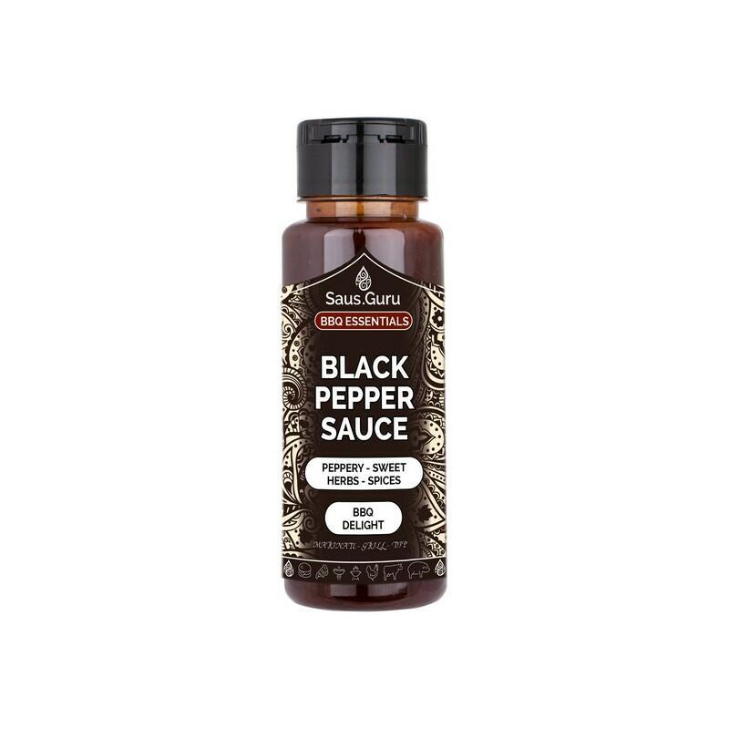 Saus.Guru Black Pepper 500 Ml
