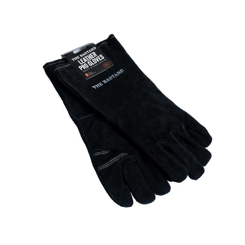 Bastard Leren Pro BBQ Handschoenen