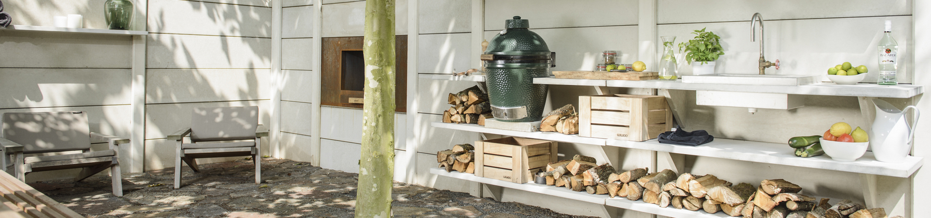 WWOO Outdoor Kitchen