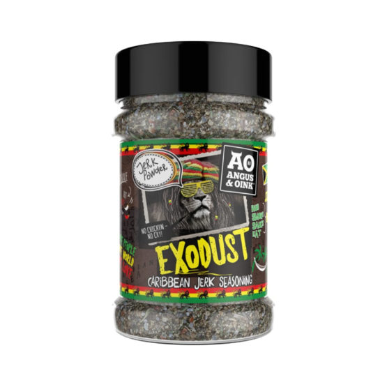 Exodust Jerk Seasoning