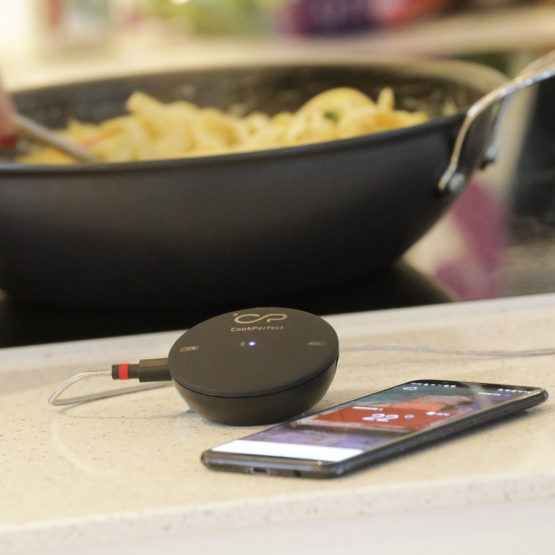 CookPerfect Thermometer Black Edition