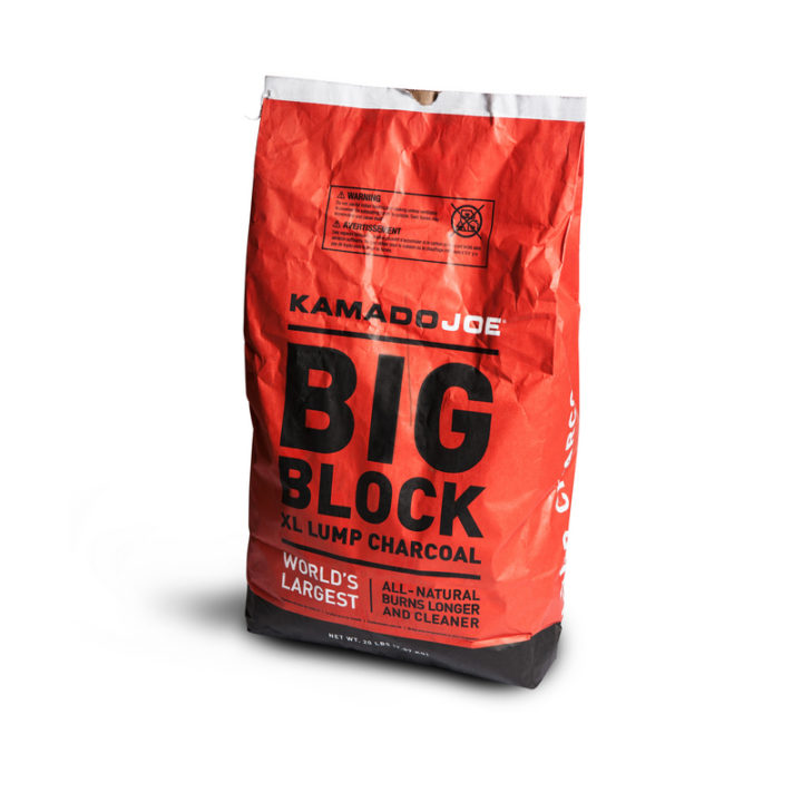 Kamado Joe Big Block Houtskool
