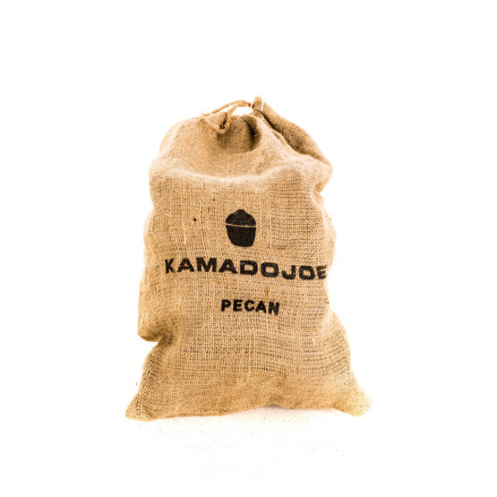 Kamado Joe Chunks Pecan