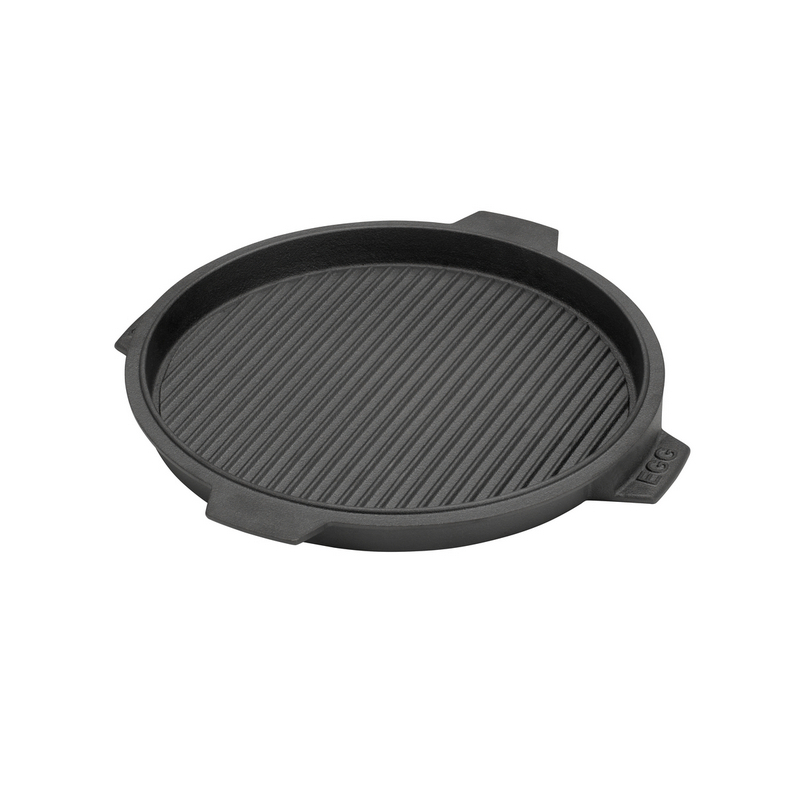 Big Green Egg Cast Iron Plancha Griddle Ø 26 Cm