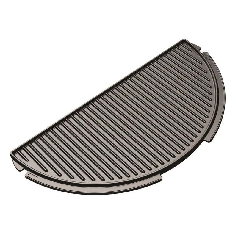 Big Green Egg Half Moon Plancha Large