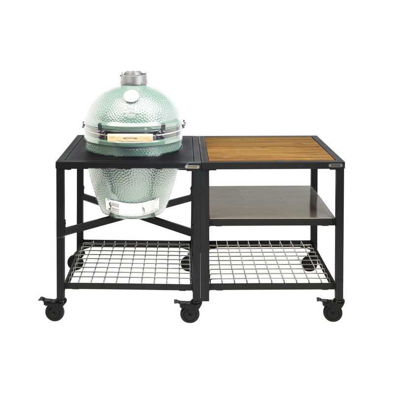 Big Green Egg Large Modular EGG Workspace Set 4
