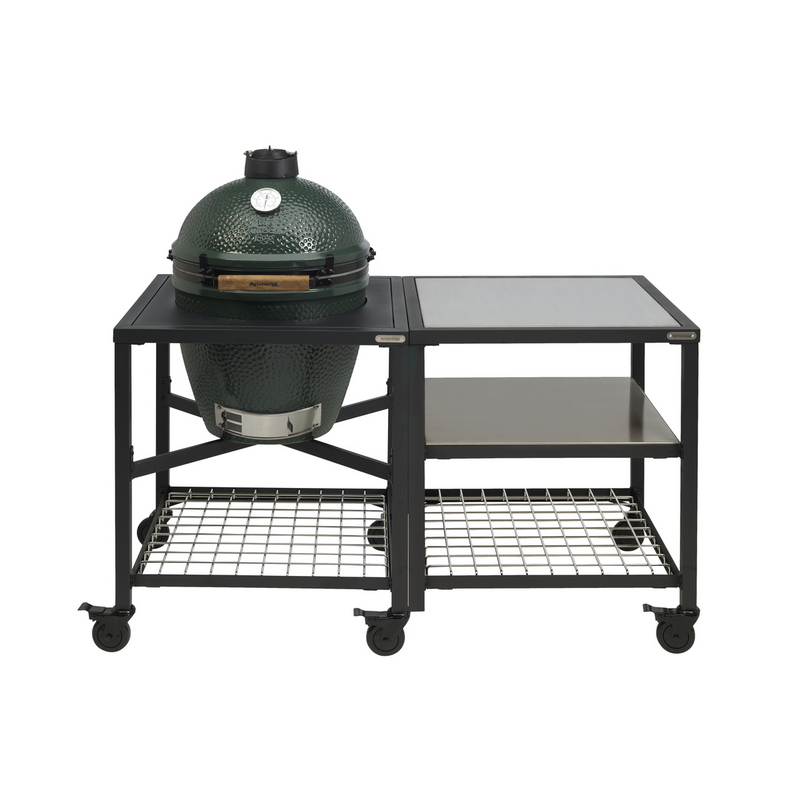 Big Green Egg Large Modular EGG Workspace Set 2