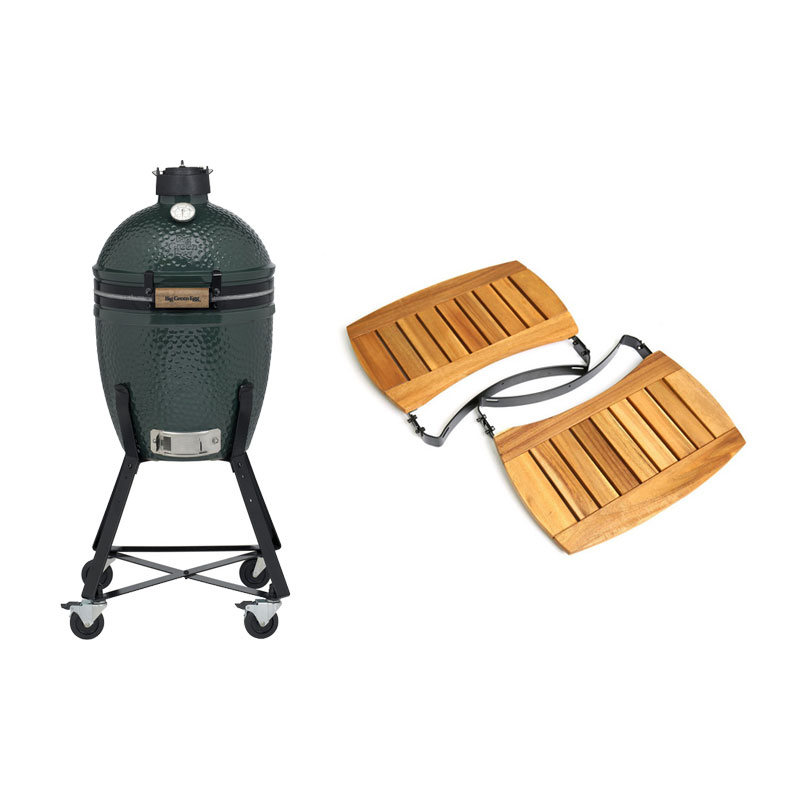 Big Green Egg Small Compleet
