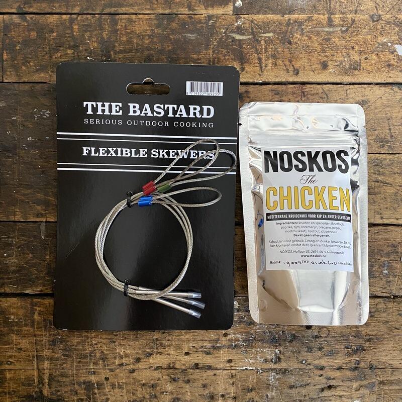 Chicken Skewer Giftpack