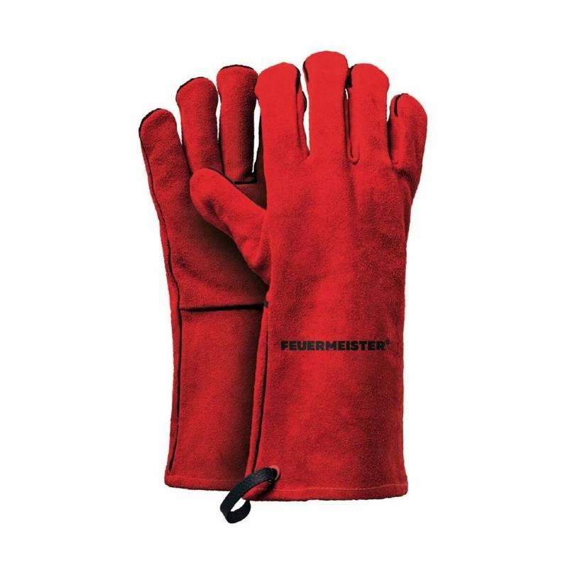 FEUERMEISTER® Leren BBQ Handschoenen Maat 10