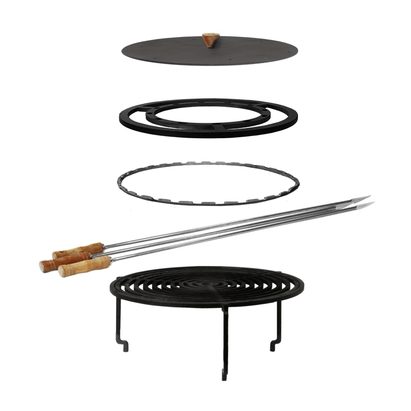 OFYR XL Grill Accessories Set PRO
