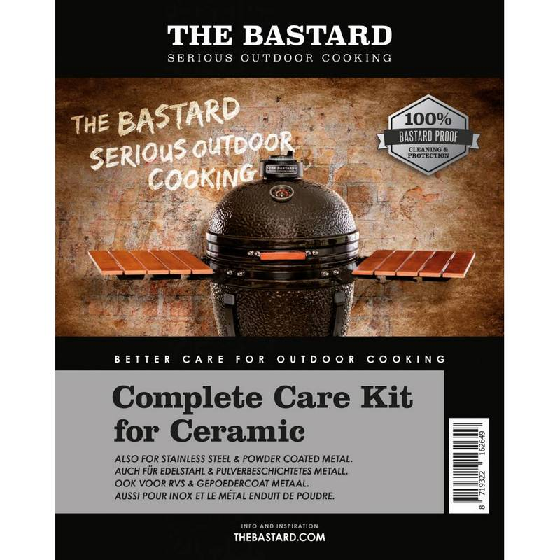 Bastard Ceramics Clean Set