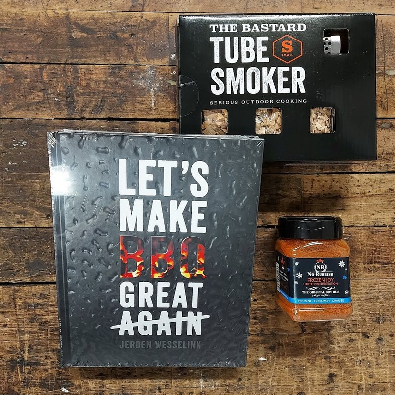 BBQ Winter Giftpack