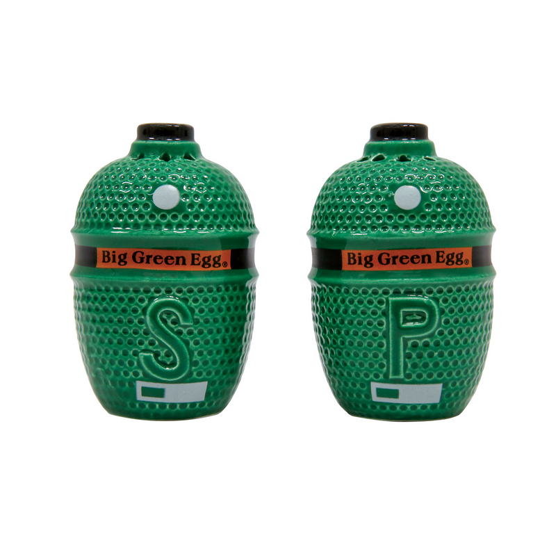 Big Green Egg Salt & Pepper Shaker
