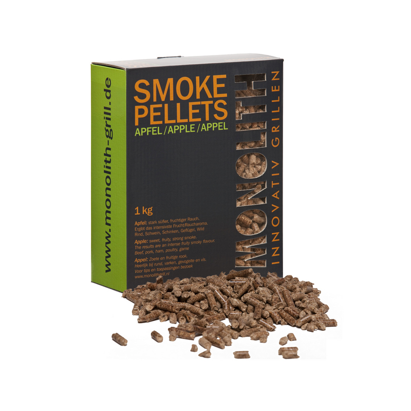 Monolith Rookpellets Appel