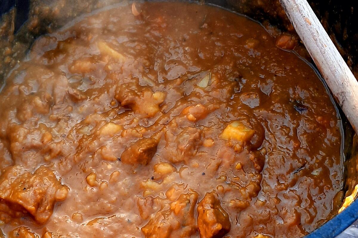 recept beefpumpkin stew