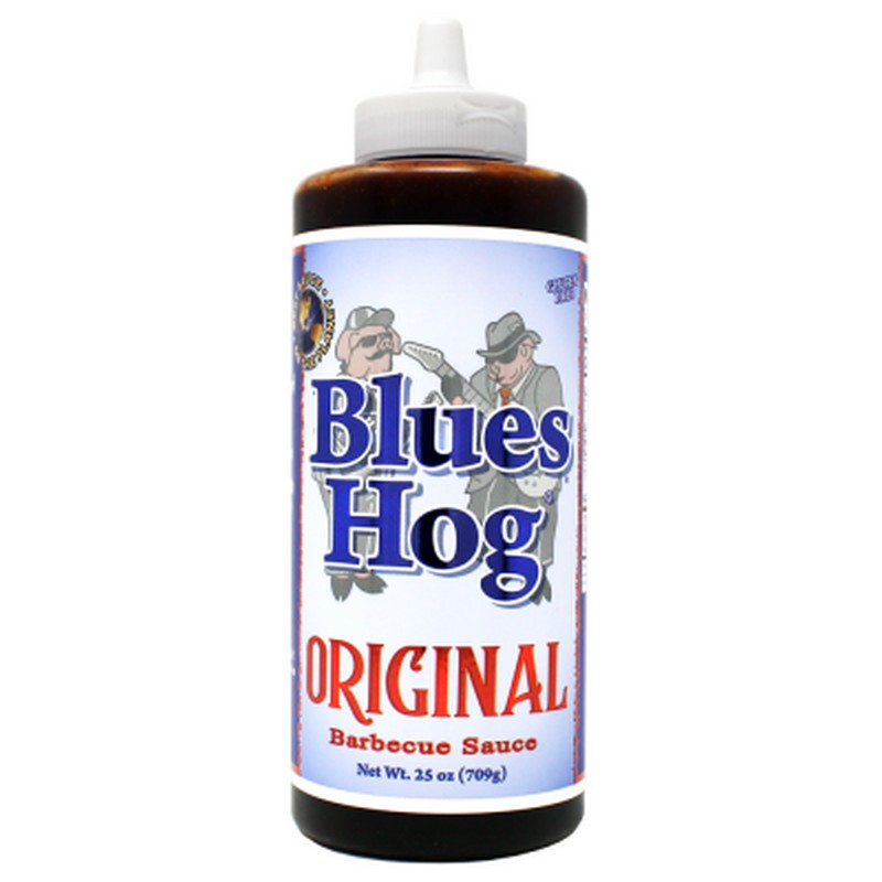 Blues Hog Original BBQ Sauce – Squeeze Bottle