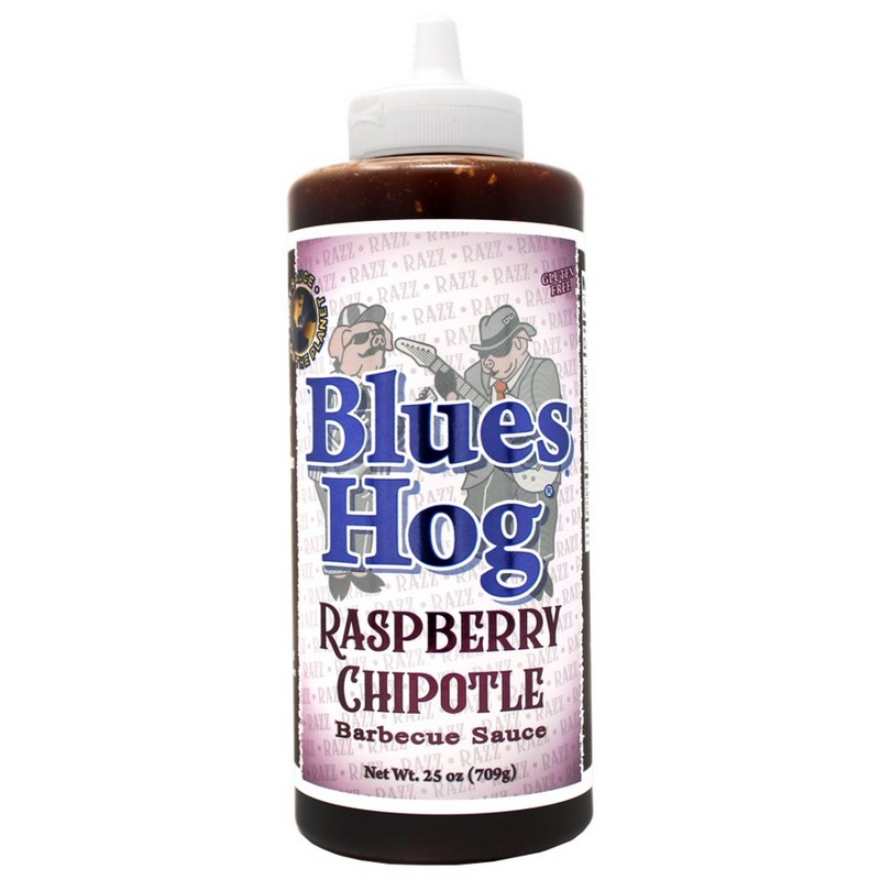Blues Hog Raspberry Chipotle Sauce – Squeeze Bottle