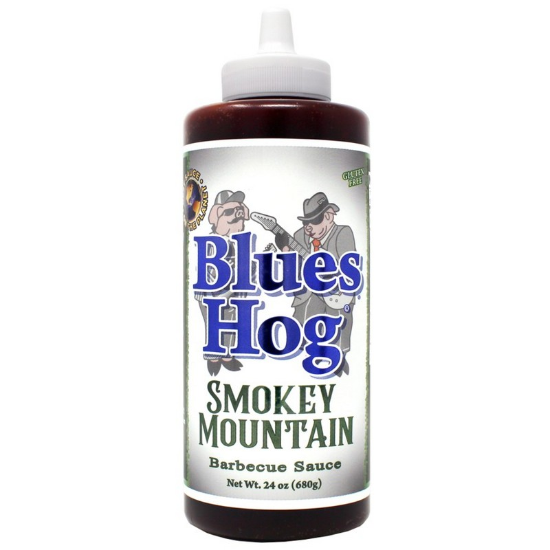 Blues Hog Smokey Mountain Sauce – Squeeze Bottle