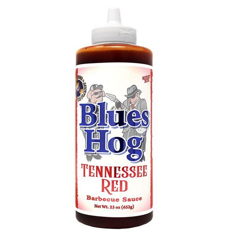 Blues Hog Tennessee Red Sauce – Squeeze Bottle