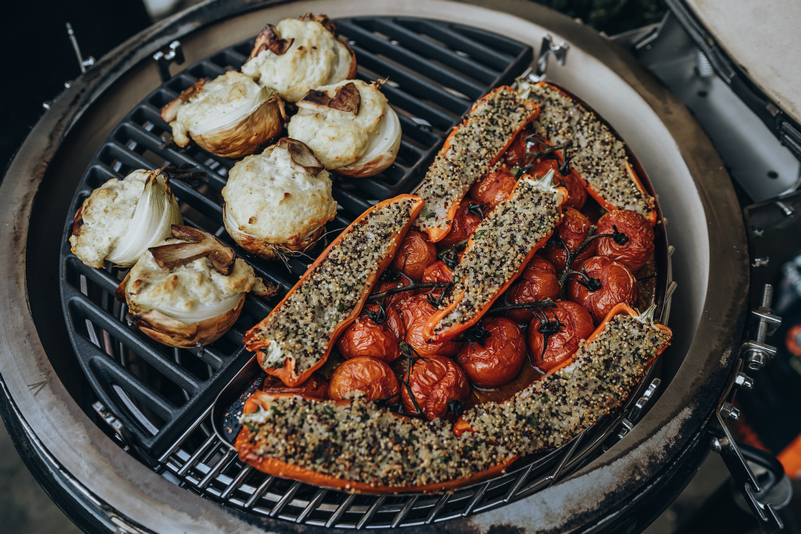 Vegetarische Barbecue Recepten 1