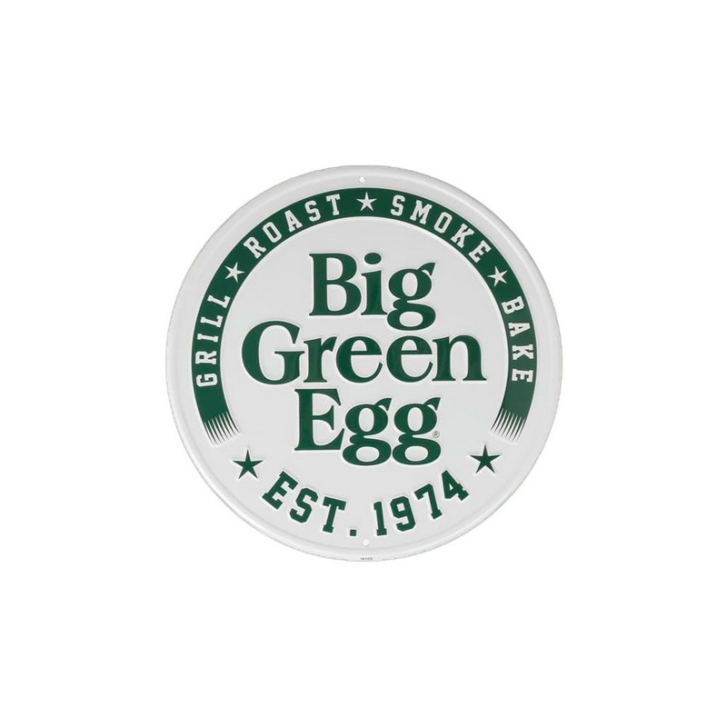 Bord: Big Green Egg EST. 1974