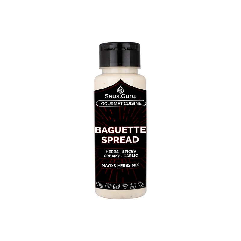 Saus.Guru Baguette Spread 500 Ml
