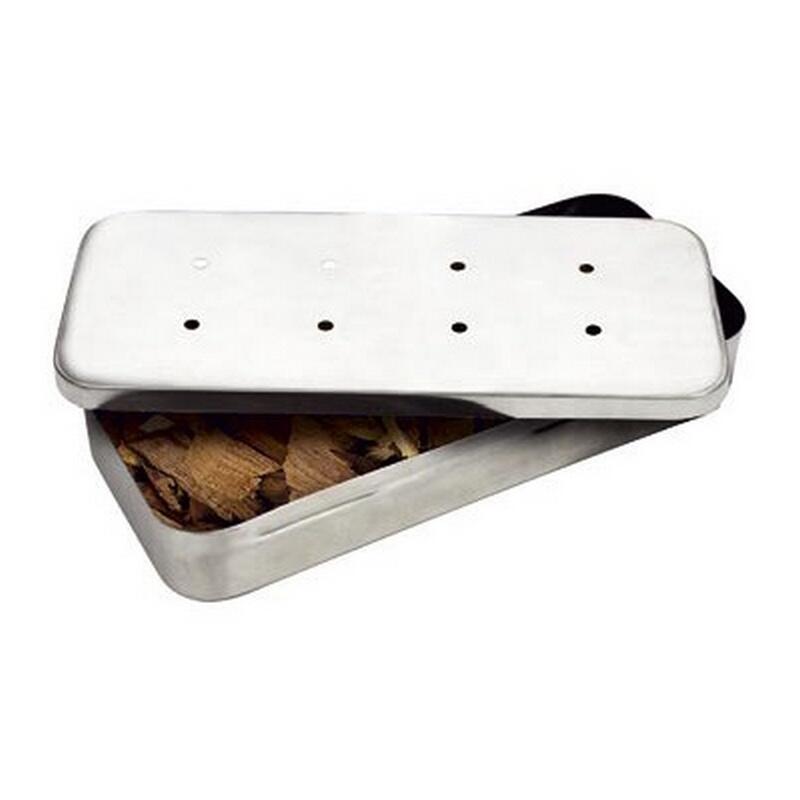 Grill Pro RVS Rookbox