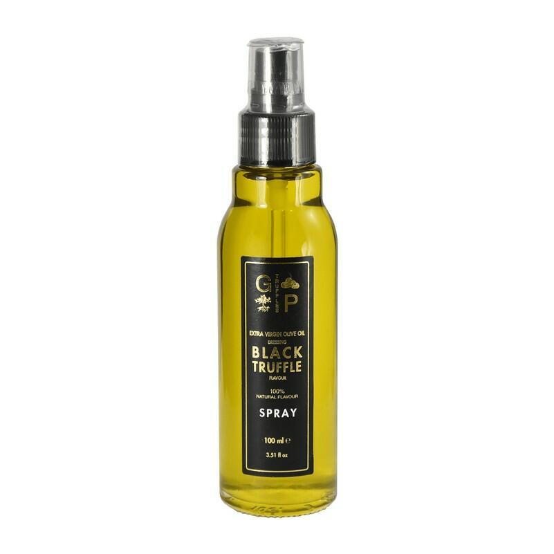 Masimaro Zwarte Truffel Natuurlijk Aroma Olijfolie Spray