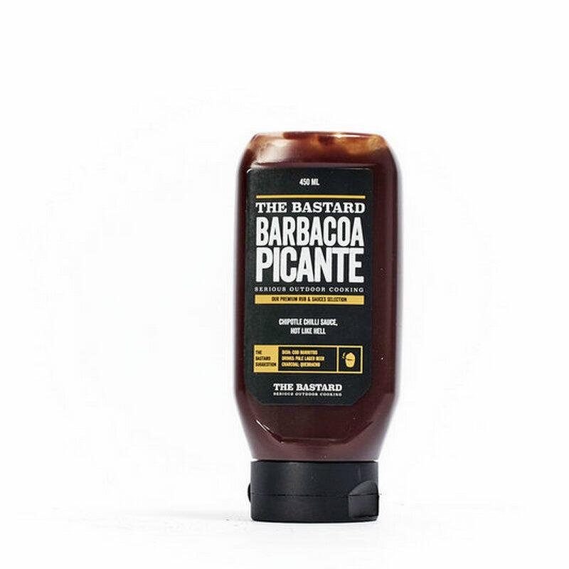 The Bastard Barbacoa Picante Sauce