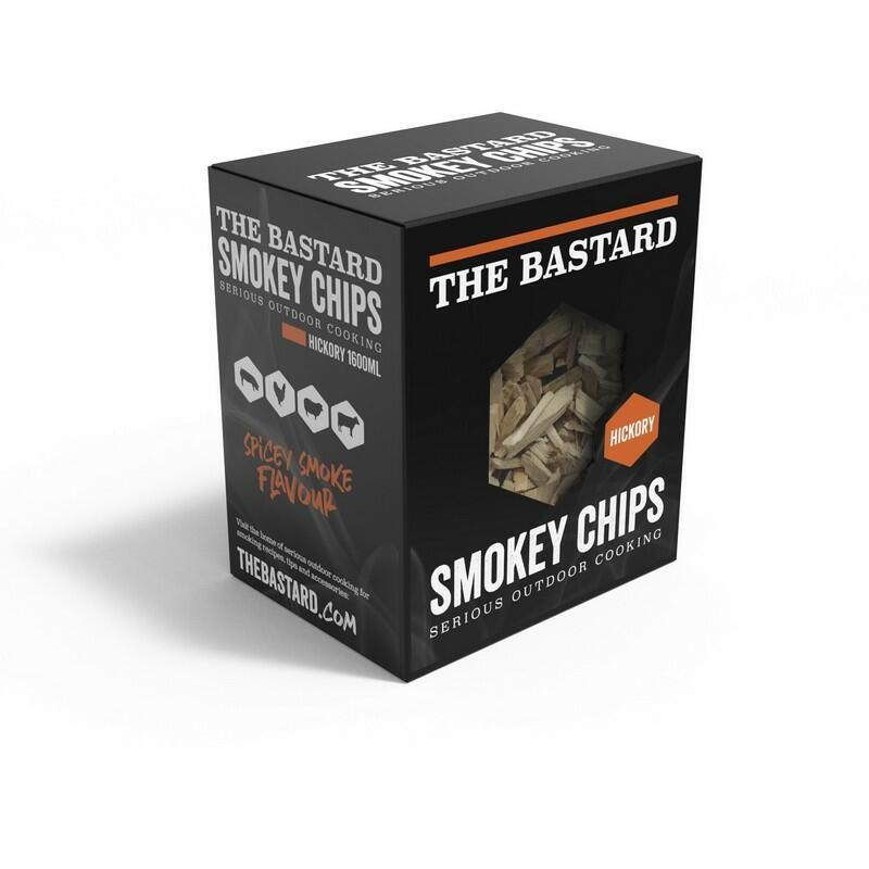 The Bastard Rookhout Hickory 500gr
