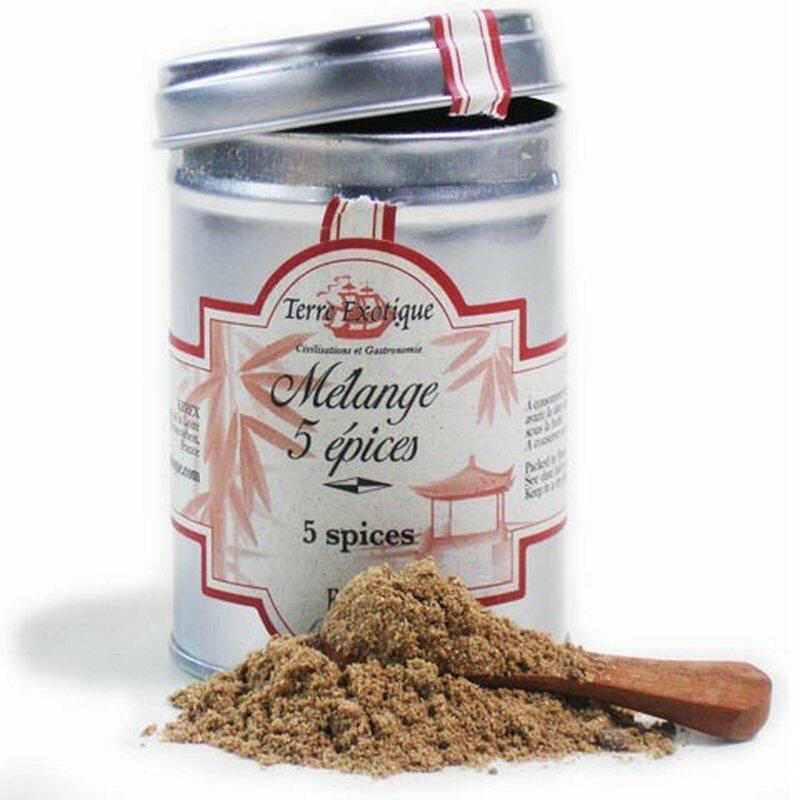 Terre Exotique 5 Spices Specerijen Mengsel