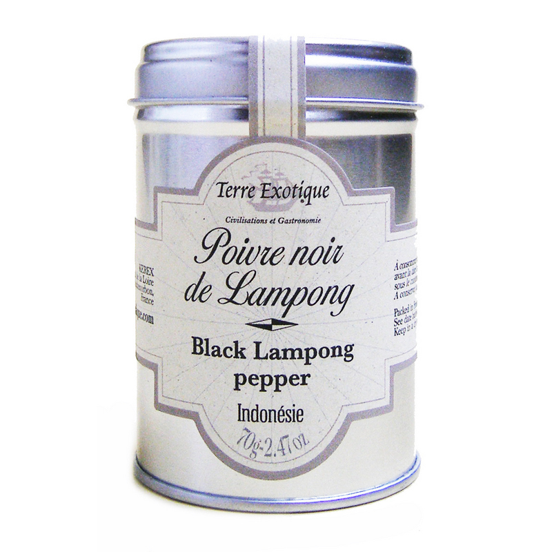 Terre Exotique Zwarte Lampong Peper