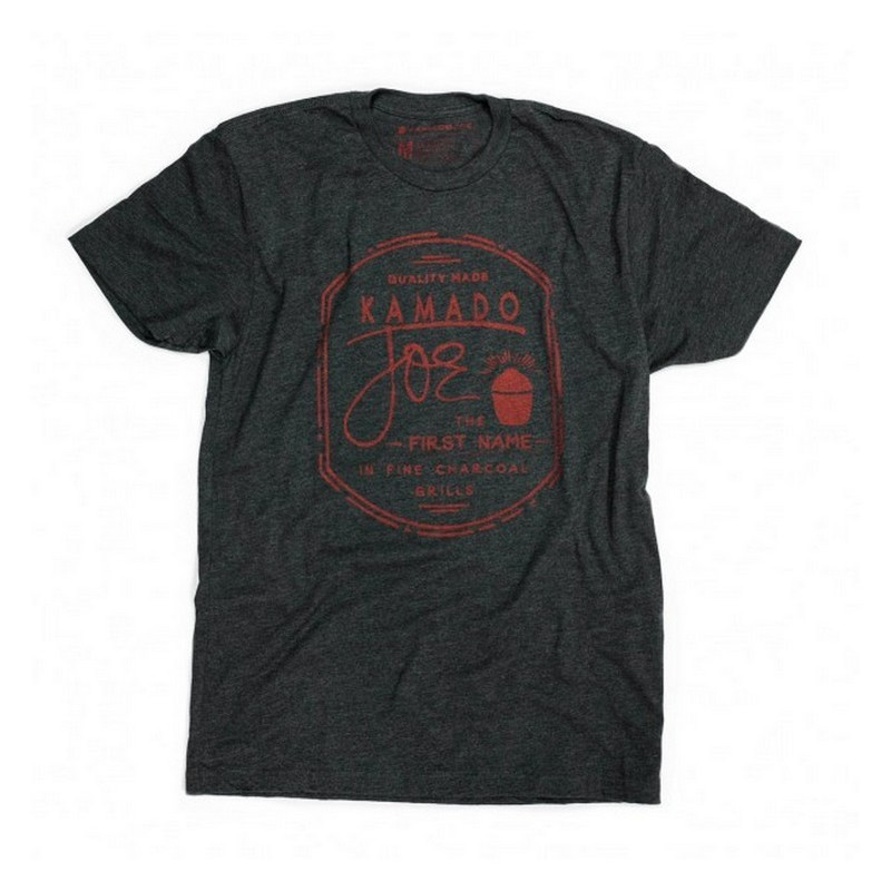 Kamado Joe T-Shirt Grijs
